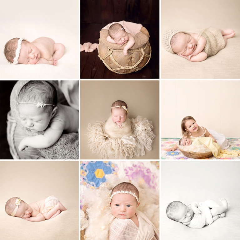 Stow Ohio Newborn Photographer