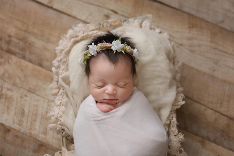 Medina Ohio Newborn Photographer