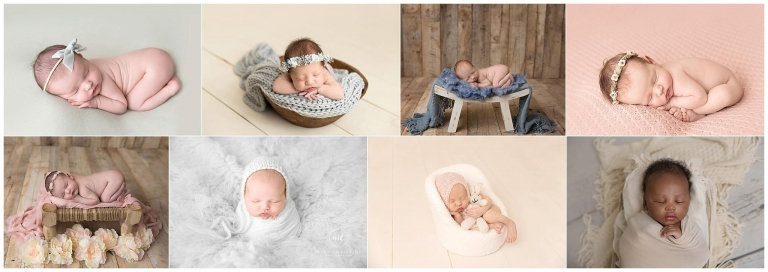 Cleveland Ohio Newborn Photography