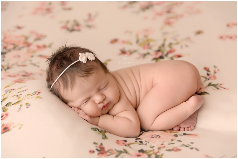 Medina Ohio Newborn Photography