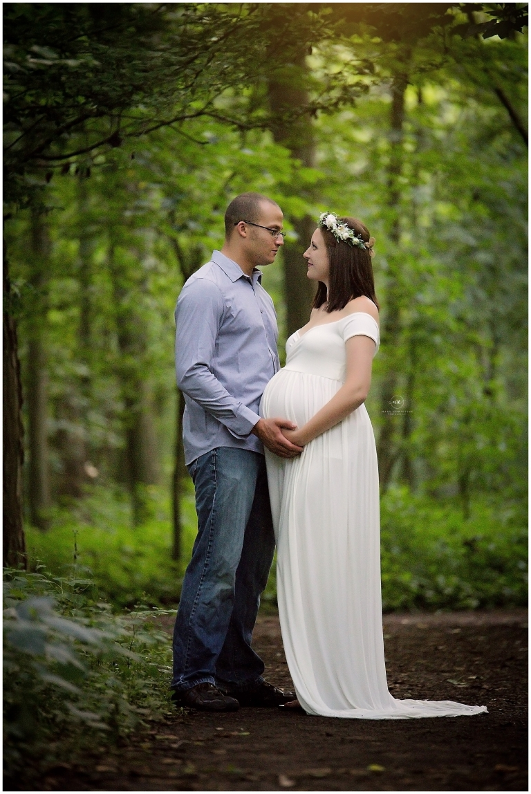 maternity photography northeast ohio