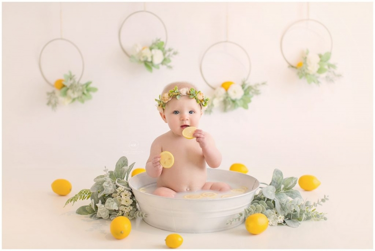 fruit bath