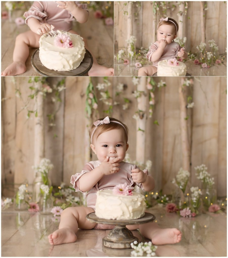 cake smash photos